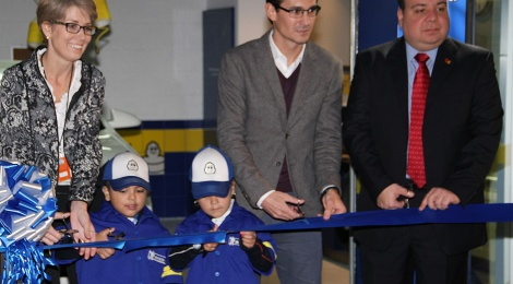 Michelin inaugura nuevo centro de servicios en KidZania