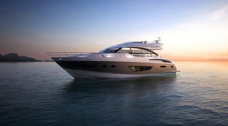Princess S72, es reconocido como mejor barco en la categoría de 55 pies