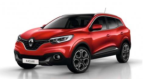 Primicia: Renault Kadjar