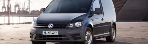 Volkswagen Caddy: Cuarta generación