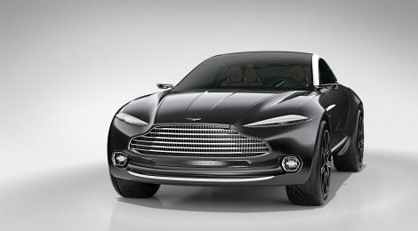 Aston Martin DBX: propuesta de diseño e ingeniería