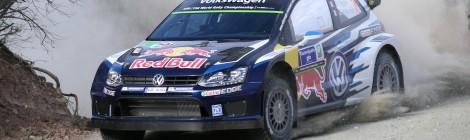 Volkswagen y Ogier consiguen un hat-trick en el Rally México