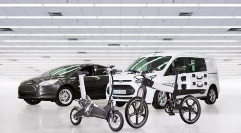 Handle on Mobility de Ford en busca de facilitar la movilidad en las ciudades