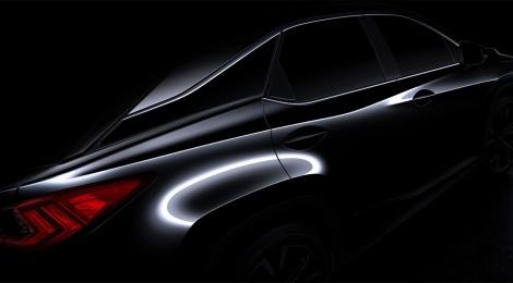 Un nuevo Lexus RX 2016 debutará en Nueva York