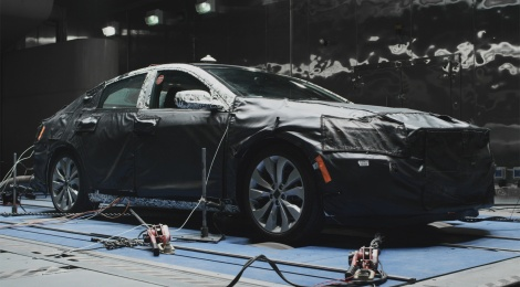 Chevrolet Malibu 2016: llevado al límite para ser más durable