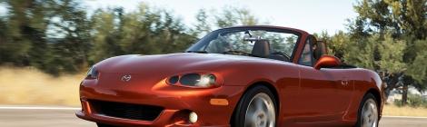 Mazda MX-5 2016 MIATA en exclusiva para Xbox One