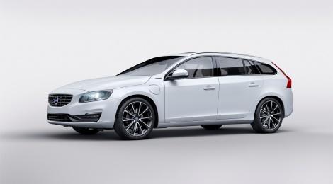 Volvo V60 híbrido enchufable ahora en edición especial