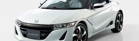 Inicia en Japón la venta del deportivo Honda S660
