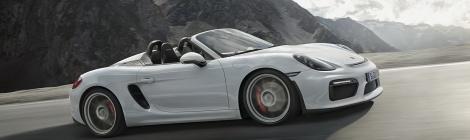 Porsche Boxster Spyder debuta en Nueva York con detalles que evocan su pasado