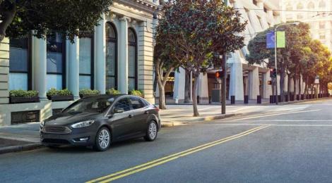 Ford Focus 2015, nueva apariencia, motorización y más tecnología