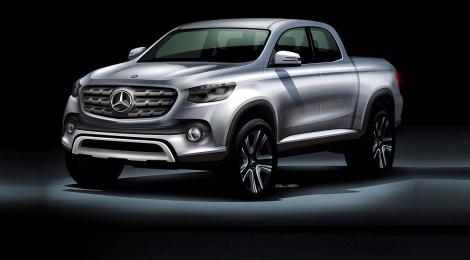 Primicia: Nissan y Daimler desarrollarán conjuntamente una Pick-up