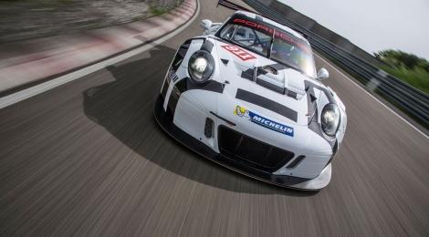 Porsche GT3 R, el auto para participar en la GT3