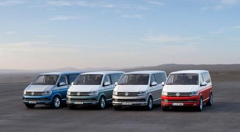 Volkswagen Vehículos Comerciales vende 37,000 unidades en mayo