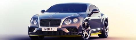Bentley presenta Continental GT Speed Breitling Jet Team Series, su nueva edición limitada