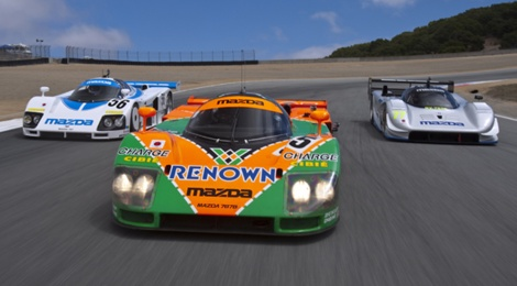 Flat-out and Fearless: Racing on the Edge. Mazda protagonista en el festival de Goodwood