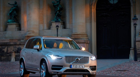 Volvo XC90 representa un nuevo comienzo para la marca