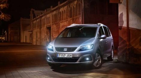 SEAT Alhambra llega a Europa con una gama completa de motores