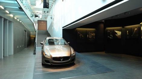 Quattroporte Zegna Limited Edition celebra la colaboración entre Maserati y Ermenegildo Zegna