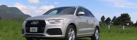 Llega a México el nuevo Audi Q3 con motor 1.4 TFSI