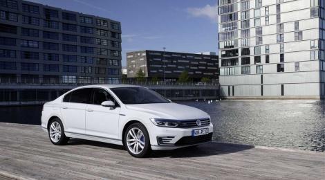 Volkswagen Passat GTE, un híbrido enchufable que combina practicidad y ahorro
