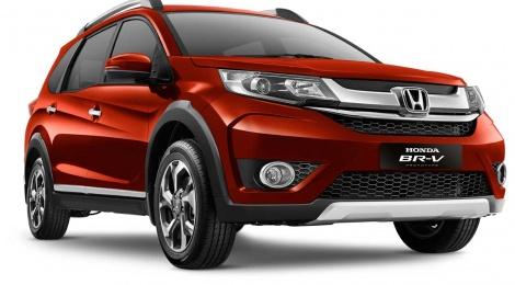 Honda BR-V, con dedicatoria para Indonesia