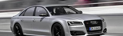 Audi S8 plus, el deportivo más potente