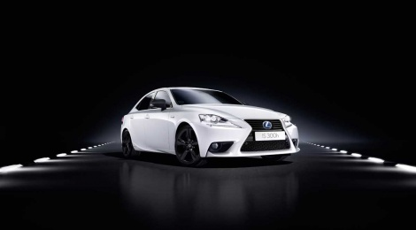 Lexus IS 300h Sport Edition, una serie especial distinguida