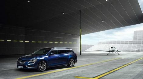 Renault Talisman Sport Tourer, comodidad y eficiencia