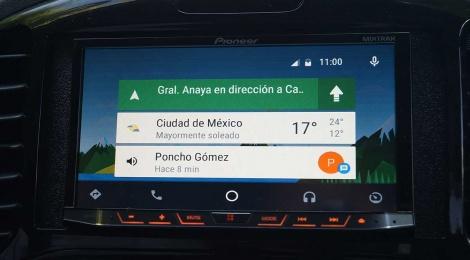 Pioneer Connected Car, funcionalidad al volante