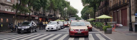 Nuevo Reglamento de Tránsito del D.F., por una mejor convivencia vial