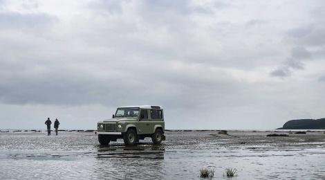 Land Rover Defender concluye su camino