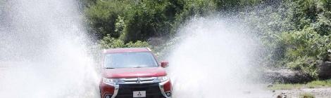Mitsubishi Outlander 2016: Cambio oportuno