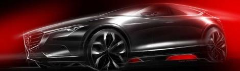 Mazda KOERU, el concepto que busca llegar más allá