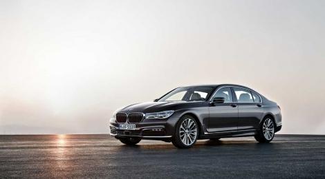 BMW Serie 7, innovaciones para disfrutar