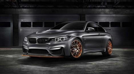 BMW Concept M4 GTS, el preámbulo de lo que vendrá más adelante