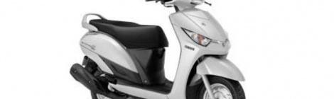 Yamaha Cygnus Alpha, funcional para la ciudad