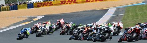 DHL y Moto GP se asocian por tres años