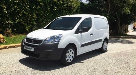 Peugeot Partner, motores diésel y versatilidad a la medida