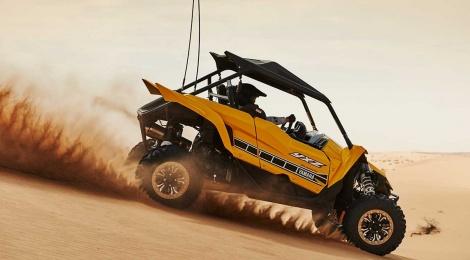 Yamaha YXZ1000R, otro nivel de diversión