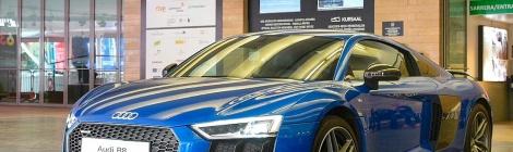 Audi R8, una estrella más en San Sebastián