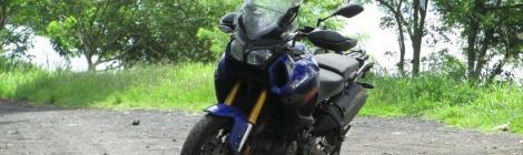Yamaha Super Tenere, de propósito doble y de espíritu rudo
