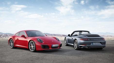 Porsche 911 Carrera, con mejor rendimiento y eficiencia