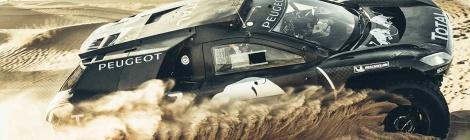 Peugeot 2008 DKR16, ahora más poderoso