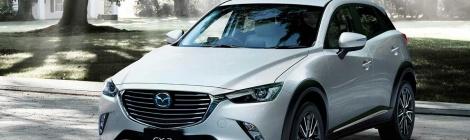 Tres premios para Mazda por sus diseños