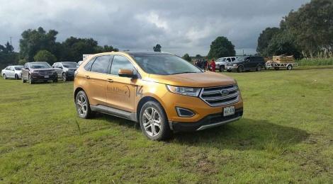 Ford Edge, un vehículo cómodo y agradable al manejar