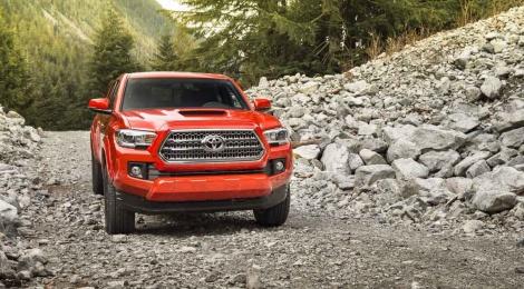 Toyota Tacoma 2016, más fuerte y renovada