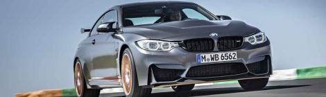 BMW M4 GTS, desempeño superior