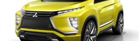 Mitsubishi eX Concept, un citadino eficiente