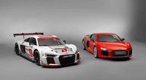 Audi R8 LMS ya está a la venta