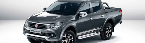 Fiat Fullback, un vehículo para el trabajo y esparcimiento